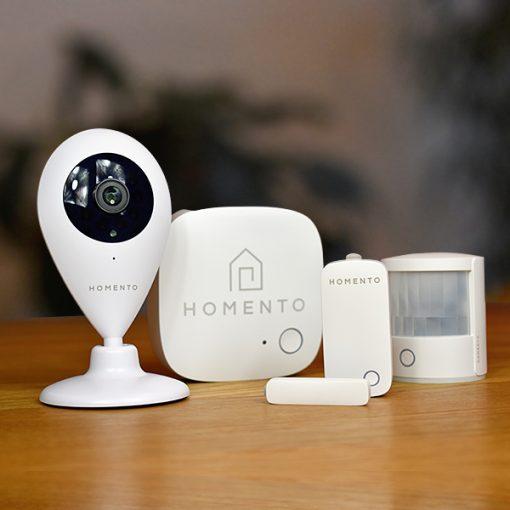 Security Box von Homento